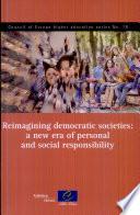 Reimagining Democratic Societies