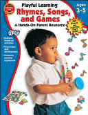 Rhymes  Songs  and Games