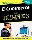 E Commerce For Dummies
