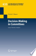 Decision Making In Committees