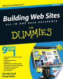 Building Web Sites All in One For Dummies