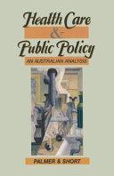 Health Care Public Policy