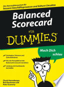 Balanced Scorecard f  r Dummies