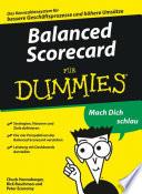Balanced Scorecard f  r Dummies