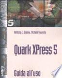 illustration Quark XPress 5. Guida all'uso