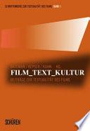 Film - Text - Kultur