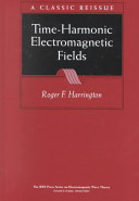 Time Harmonic Electromagnetic Fields