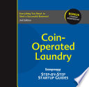 Coin Operated Laundry  Entrepreneur s Step by Step Startup Guide