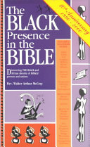 The Black Presence in the Bible
