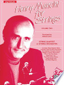 Henry Mancini For Strings Volume Ii