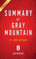 download ebook summary of gray mountain pdf epub