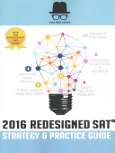 Test Prep Genius 2016 Redesigned SAT Strategy and Practice Guide