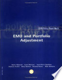 EMU and Portfolio Adjustment