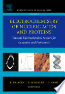Electrochemistry Of Nucleic Acids And Proteins book
