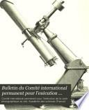 Bulletin Du Comit   International Permanent Pour L ex  cution Photographique de la Carte Du Ciel