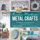 download ebook diy rustic modern metal crafts pdf epub