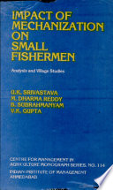 Impact of Mechanization on Small Fishermen