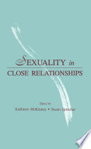 Sexuality in Close Relationships