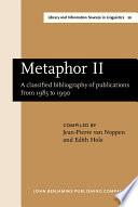 Metaphor II