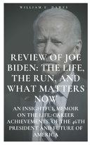 Book Review of Joe Biden