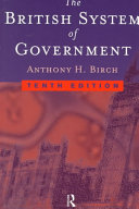 The British System of Government