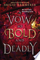 A Vow So Bold and Deadly Book PDF