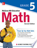 McGraw Hill Education Math Grade 5  Second Edition