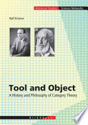 Tool And Object book