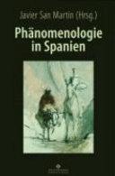 Phänomenologie in Spanien