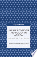 Japan   s Foreign Aid Policy in Africa
