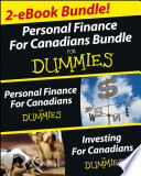 Personal Finance and Investing for Canadians eBook Mega Bundle For Dummies