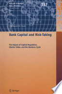 Bank Capital and Risk Taking