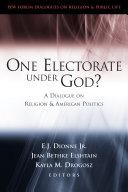 One Electorate under God? Book