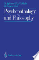 Psychopathology and Philosophy