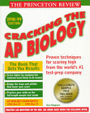 Cracking the A  P  Biology