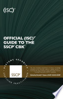 Official  ISC 2 Guide to the SSCP CBK  Second Edition