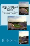 Duke Football Dirty Joke Book