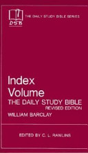 The Daily Study Bible Series  Revised Edition  by  William Barclay