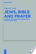 Jews  Bible and Prayer