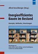 Energieeffizientes Bauen im Bestand