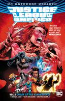 Justice League of America Vol  2  Rebirth