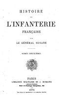 Histoire de l'infanterie française - Album de planches