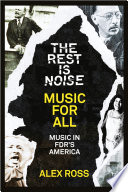 The Rest Is Noise Series  Music for All  Music in FDR   s America
