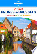 Lonely Planet Pocket Bruges   Brussels