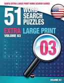 Sam s Extra Large Print Word Search Games