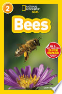 National Geographic Readers  Bees