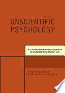 Unscientific Psychology
