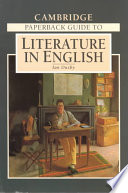 The Cambridge Paperback Guide To Literature In English : literature in english....