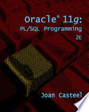 Oracle 11g  PL SQL Programming