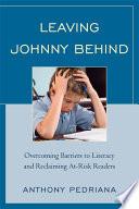 Leaving Johnny Behind